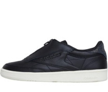 Club 85 Zip Sneakers Schwarz