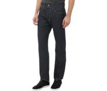 501 Original Fit Jeans mit geradem Bein Dunkel