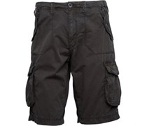 Cargo Shorts Schwarz