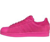 Herren Superstar Sneakers Rosa
