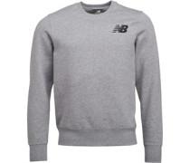 Crew Sweatshirt Graumeliert
