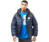 Mens Core Poly Fill Jacket Blue/Purple
