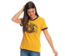 Atla T-Shirt Gelb