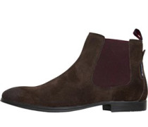 Lombard Suede Chelsea Stiefel