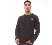 Texture Cap Rock Sweatshirt
