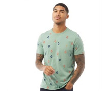 Chaffee T-Shirt Jadegrün