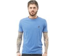 Federer T-Shirt Hellblaumeliert