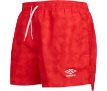 Copa Badeshorts Rot