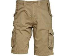 Cargo Shorts Dunkelsteingrau