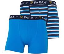 Raby Boxershorts Blau