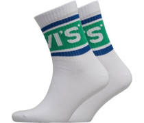 168SF Short Cut Shorty Sporty Zwei Pack Socken