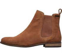 Millie Suede Chelsea Stiefel Hell