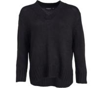 Noble Pullover mit V-Ausschnitt
