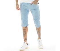 Mitzi Chino Shorts Hellblau