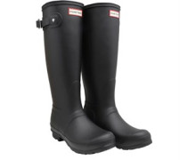 Original Womens Tall Wellington Boots Black