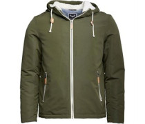 Skagen Harrington Jacke Khaki