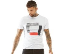 Tommy T-Shirt Weiß