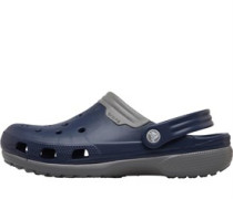 Duet Clog Sandalen Navy