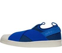 Superstar Sneakers Kobalt