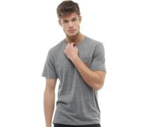 York T-Shirt Graumeliert