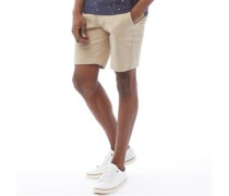 Penberth Chino Shorts Steingrau