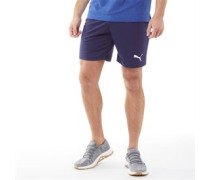 Active Gewebte Shorts Navy
