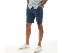 Hawk Chino Shorts Blaugrün