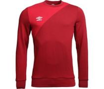 Teamwear Sweatshirt Rot