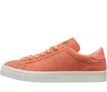 Court Vantage Sneakers Korallenrot
