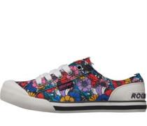 Jazzin Flower Frenzy Freizeit Schuhe er Druck
