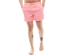 Mens Pier Swim Shorts Pink