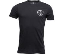 Dedham T-Shirt Schwarz