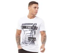 Concrete T-Shirt Weiß