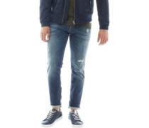 Glenn BL670 Jeans mit geradem Bein