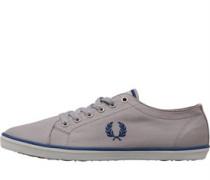 Kingston Twill Freizeit Schuhe Silber