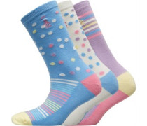 Socken Mehrfarbig