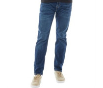 Mens 502 Regular Taper Fit Jeans Garland