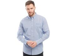 Gingham Hemd mit langem Arm