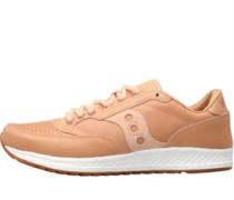 Freedom Runner Sneakers Hellbraun
