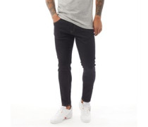 Moriarty Jeans in Slim Passform Dunkel