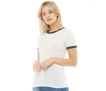 Retro T-Shirt Ecru