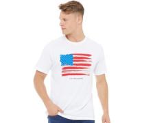 Mens Tessa T-Shirt Bright White