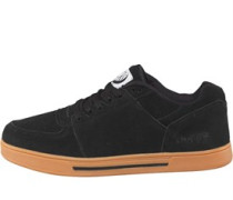 KCK Wildleder Sneakers Schwarz