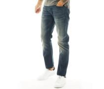 Copperfill Jeans mit geradem Bein Verblasstes