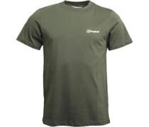 Blocks 4 Back Logo T-Shirt Grün