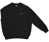 Big Plus Size Pullover mit Rundhalsausschnitt