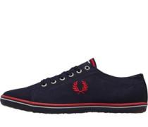 Kingston Twill Freizeit Schuhe Dunkelnavy
