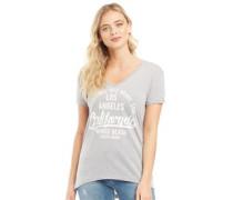Venice Burn Out T-Shirt Hellmeliert