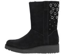 Womens Madison Classic Boots Black