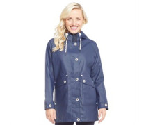Shoreline Wasserdicht Paddington Performance Jacke Navy